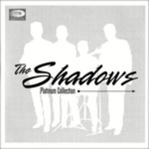 The Platinum Collection - CD Audio + DVD di Shadows