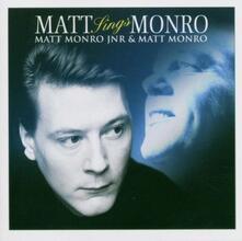 Matt Sings Matt - CD Audio di Matt Monro
