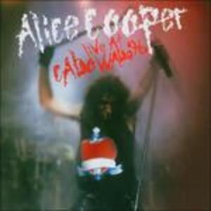 Live at Cabo Wabo 1996 - CD Audio di Alice Cooper