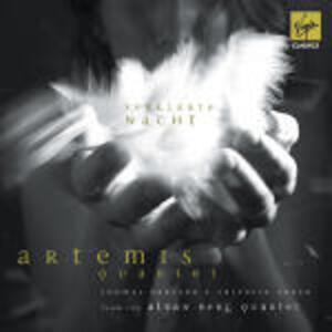 Notte trasfigurata (Verklärte Nacht) / Sonata per pianoforte in Si minore / Sestetto da Capriccio - CD Audio di Alban Berg,Arnold Schönberg,Richard Strauss,Artemis Quartet