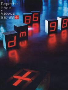 Depeche Mode. Videos 86 - 98 (2 DVD) - DVD