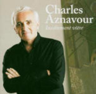 Insolitement votre - CD Audio di Charles Aznavour