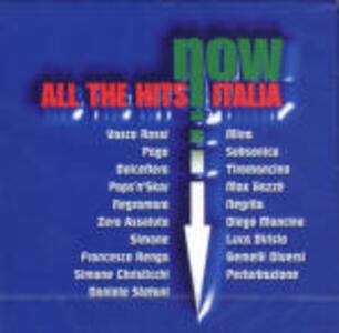 All the Hits Now Italia - CD Audio