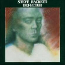 Defector (+ Bonus Tracks) - CD Audio di Steve Hackett