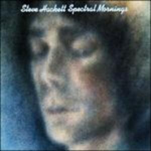 Spectral Mornings - CD Audio di Steve Hackett
