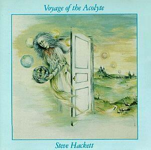 Voyage of the Alcolyte - CD Audio di Steve Hackett