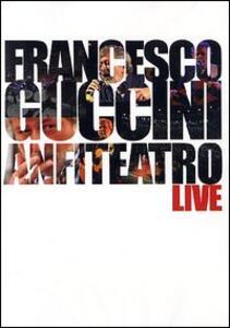 Francesco Guccini. Anfiteatro Live - DVD
