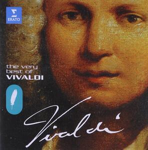 The Very Best of Vivaldi - CD Audio di Antonio Vivaldi