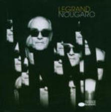 Legrand Nougaro - CD Audio di Michel Legrand