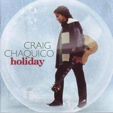 Holiday - CD Audio di Craig Chaquico