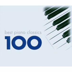 100 Best Piano Classics - CD Audio