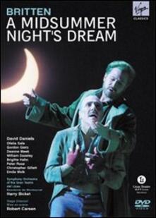 Benjamin Britten. A Midsummer Night's Dream (2 DVD) di Robert Carsen - DVD