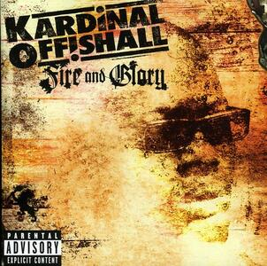 Fire & Glory - CD Audio di Kardinal Offishall