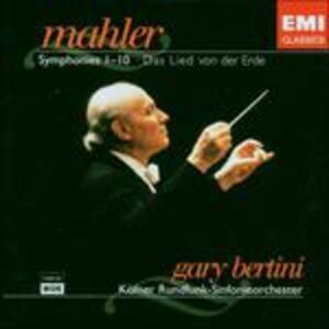 Sinfonie Complete - CD Audio di Gustav Mahler