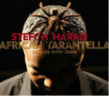 African Tarantella - CD Audio di Stefon Harris