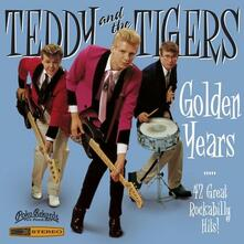 Golden Years - CD Audio di Teddy & the Tigers