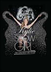 Kylie Minogue. Kylie Show Girl. The Greatest Hits Tour - DVD