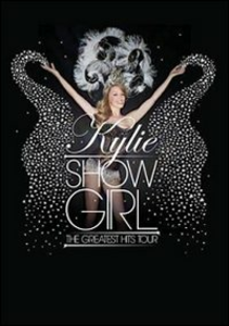 Film Kylie Minogue. Kylie Show Girl. The Greatest Hits Tour