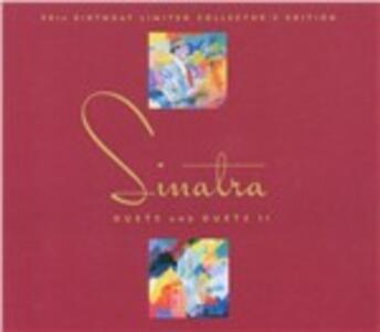 Duets - Duets II - CD Audio di Frank Sinatra