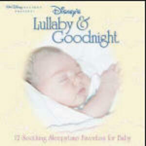 Lullaby and Goodnight - CD Audio
