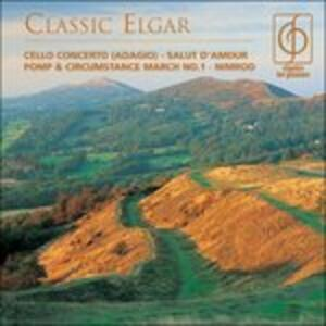 Favourite Classic Elgar - CD Audio di Edward Elgar