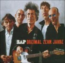 Dreimal Zehn Jahre - CD Audio di Bap