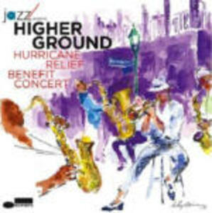 Higher Ground - CD Audio