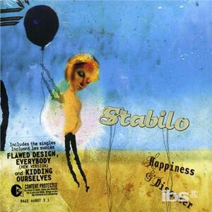 Happiness & Disaster - CD Audio di Stabilo