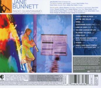 Radio Guantanamo. Blues - CD Audio di Jane Bunnett - 2