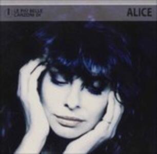 Le Più Belle Canzoni di Alice - CD Audio di Alice