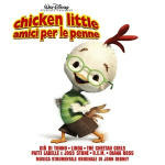 Cover CD Chicken Little - Amici per le penne