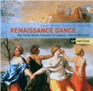 Danseryes. Danze del Rinascimento - CD Audio di David Munrow
