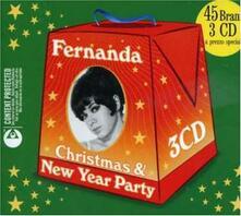 Fernanda Christmas & New Year Party - CD Audio