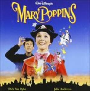 Mary Poppins (Colonna Sonora) - CD Audio