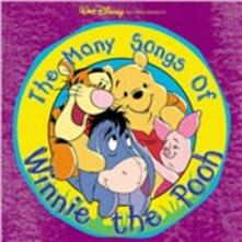 Winnie the Pooh -Many.... (Colonna sonora) - CD Audio