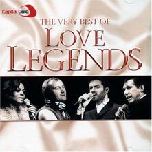 The Very Best of Love Legends - CD Audio
