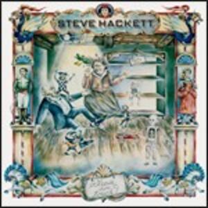 Please Don't Touch - CD Audio di Steve Hackett