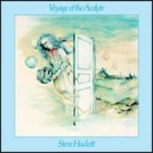 Voyage of the Acolyte - CD Audio di Steve Hackett