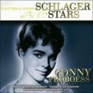 Schlager & Stars - CD Audio di Conny Froboess