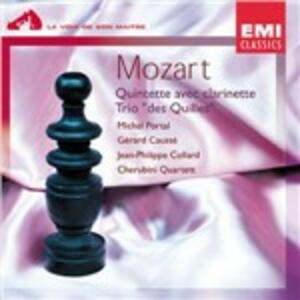 Klarinettenquintett - CD Audio di Jean-Philippe Collard