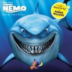 Cover CD Colonna sonora Alla ricerca di Nemo