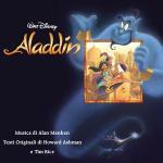 Cover CD Colonna sonora Aladdin