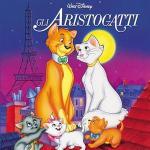 Cover CD Colonna sonora Gli aristogatti