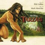 Cover CD Colonna sonora Tarzan