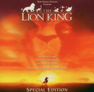 Lion King -Special Editio (Colonna Sonora) - CD Audio