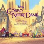 Cover CD Colonna sonora Il gobbo di Notre Dame