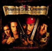 Pirati Dei Caraibi. La Maledizione Della Prima Luna (Colonna sonora) - CD Audio di Klaus Badelt