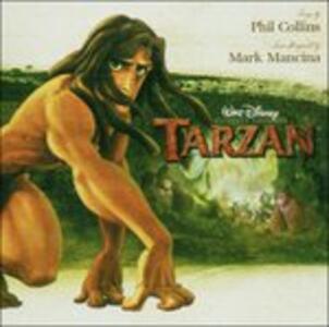 Tarzan (Colonna Sonora) - CD Audio