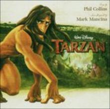 Tarzan (Colonna sonora) (English Version) - CD Audio