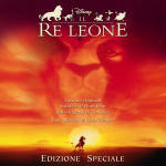 Cover CD Colonna sonora Il re Leone